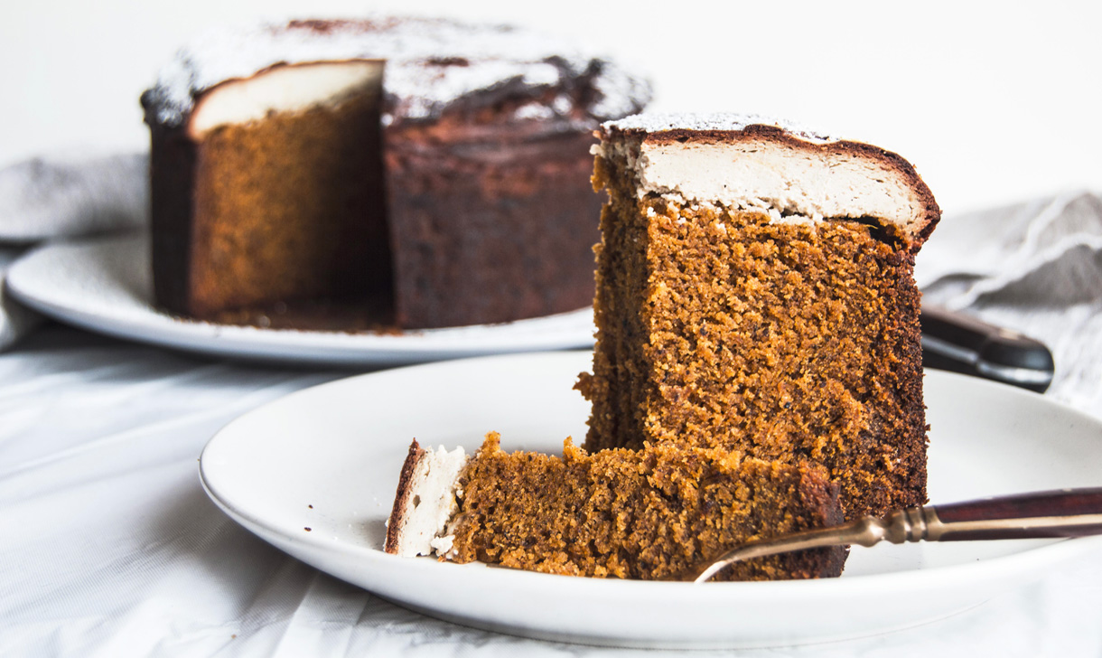 53 - IN TEXT - Whole grain cake